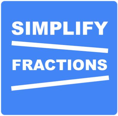 Simplify Fractions App